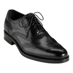 Classic Wing tips by Cole Haan