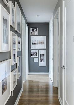 Everywhere I go lately seems to have the most gorgeous gallery walls! I've been thinking a lot lately about framing photos from all of my travels, in black and white, and putting them in my office. Here are a few gorgeous gallery wall inspirations to feast your eyes on. Images Borrowed From: 1 // 2 // 3 // … read on