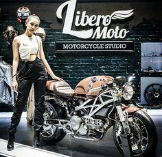 Ducati Monster 795 Custom