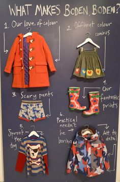 A look into what makes Boden tick!