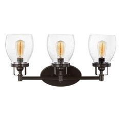 You'll love the Seiling 3 Light Vanity Light at Wayfair - Great Deals on all Lighting  products with Free Shipping on most stuff, even the big stuff.