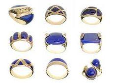 artesania chilena lapislazuli Gemstone Rings, Rings For Men, Pearl Earrings, Gemstones, Pearls, Jewelry, Traveling, Bicycle Kick, Crafts