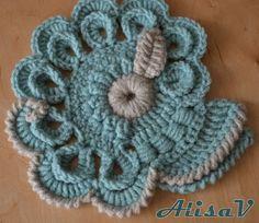 Transcendent Crochet a Solid Granny Square Ideas. Inconceivable Crochet a Solid Granny Square Ideas. Art Au Crochet, Crochet Motifs, Crochet Flower Patterns, Freeform Crochet, Crochet Squares, Loom Patterns, Irish Crochet, Crochet Designs, Crochet Flowers