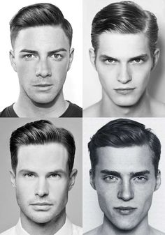 The Classic Side Part Haircut