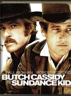 Loved Butch Cassidy and the Sundance Kid! ......Newman and Redford...now THAT was something to smile about!  :)