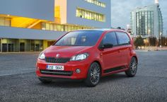 A Monte Carlo version of the Skoda Citigo has been launched. Based on the Citigo SE it gets the usual Monte Carlo titivations. Costs from Group Insurance, Cheap Car Insurance, Car Photos, Car Pictures, Auto Motor Sport, High Performance Cars, Vw Up, Cars Uk, Autos
