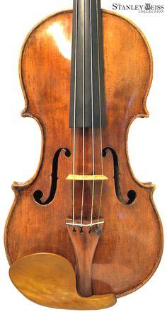 A Violin, Pietro Guarneri, Mantua, c.1695-1703