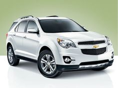 chevy new suv crossover