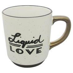 Threshold Speckle Mug - Liquid Love