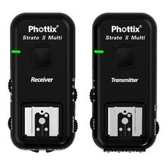 """Phottix Strato™ II Multi 5-in-1 Wireless Flash Trigger for Canon, Nikon and Sony: On my """"to get"""" list."""