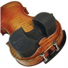 Epaulière coussin Acousta Grip 'Concert Master Thick' noire Taille 1/2, 3/4, 4/4 - 1/2, 3/4, 4/4 - (Coussin et barre)