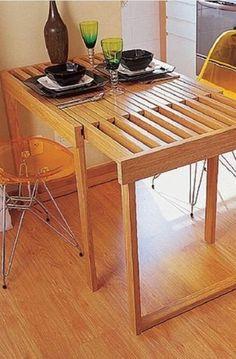 custom dining table like this?