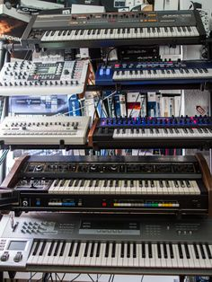 Awesome #Synth rack