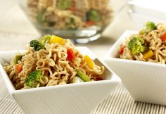 To Explore? To Create? To Wow? Share your reason and learn more at http://swanson.campbellskitchen.com/recipe/thai-broccoli-noodle-salad/