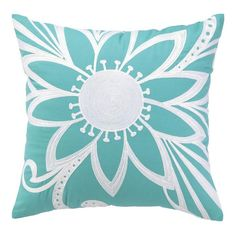 Calypso Pillow in Azul