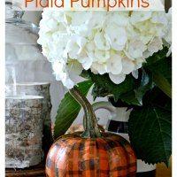5 Pumpkin Decorating Ideas - Redhead Can Decorate