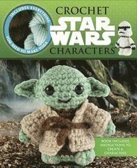 Crochet Star Wars Characters Kit, Lucy Collin, Yoda, Plus 5 Add'l Patterns Star Wars Crochet, Crochet Stars, Free Crochet, Crochet Baby, Crochet Kits, Crochet Crafts, Crochet Ideas, Quick Crochet, Afghan Crochet