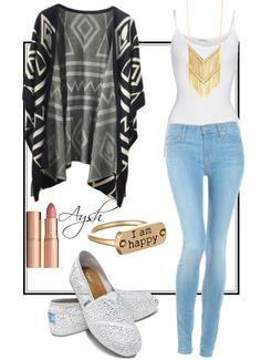 Back to school outfit. Comfy and relaxed. Loose sweaters go with everything *Fall/Preppy*