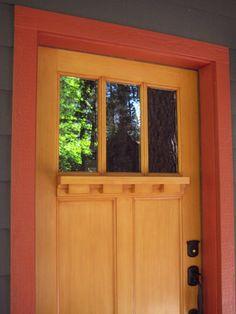 Gable details and window trim exterior pinterest for Interior cabin doors