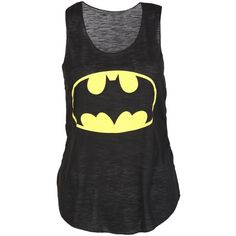 Batman Casual Vest Top ($7.29) ❤ liked on Polyvore featuring tops, shirts, tank tops, batman, blusas, checkered pattern shirt, check pattern shirt, checkered top, shirt top and checked shirt