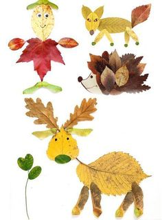 leaf crafts for kids . leaf crafts for adults . leaf crafts for toddlers . leaf crafts for kids preschool . Kids Crafts, Leaf Crafts, Fall Crafts For Kids, Toddler Crafts, Creative Crafts, Art For Kids, Arts And Crafts, Yarn Crafts, Fabric Crafts