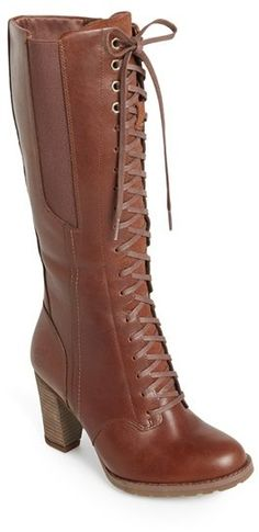 fb196e7d73c Timberland Earthkeepers®  Stratham Heights  Waterproof Tall Boot (Women)  Tall Boots