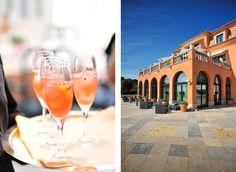 fotos no Hotel Grande Real Villa Italia detalhes Cocktail e receção
