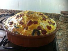 Rica costra, plato típico de #elche