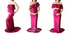 Maternity Closet - Meagan Photography Maternity Gowns, Maternity Session, My Children, My Outfit, What To Wear, Kids Outfits, How Are You Feeling, Indoor, Studio