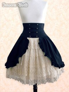 Innocent World I love it! Pirate princess like skirt! I want!!