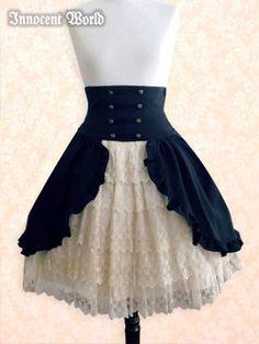 Innocent World I love it! Pirate princess like skirt! I want!!