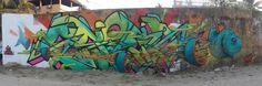 En esta se la rifo el #Gerso el #Graffiti va mas. #GraffitiMexico