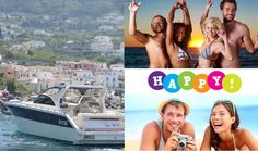 If you are on holiday with your friends on the Amalfi Coast or Capri and want to have the time of your life, come join us on board!  Web Site: www.amalfisails.com E-Mail: info@amalfisails.it