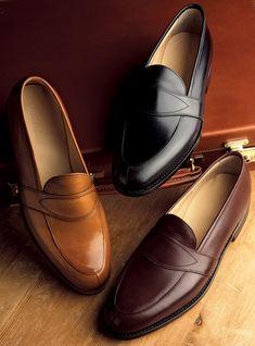 Handmade men pair of shoes, men dress moccasin shoes, dress formal shoes men Mens Fashion Shoes, Shoes Men, Men's Shoes, Men's Fashion, Loafer Shoes, Loafers Men, Shoes Editorial, Men Dress, Dress Shoes