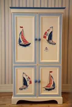 Finest Hand Painted Children's Furniture | Dragons of Walton Street |