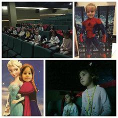 """5 yaş grubu öğrencilerimizle birlikte Maslak Tim Show Center'a """"Minyonlar Çılgın Hırsız 3"""" filmine giderek patlamış mısır eşliğinde güzel vakit geçirdik."""