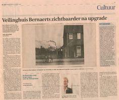 Publicatie De Tijd 25 april 2012 0918BERN stam.be