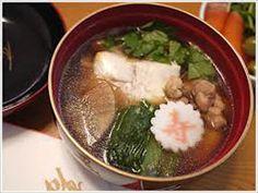 Tokyo Ozone: New Year Celebration Soup