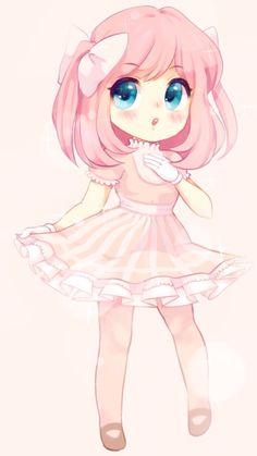 Chibi pinky ♥