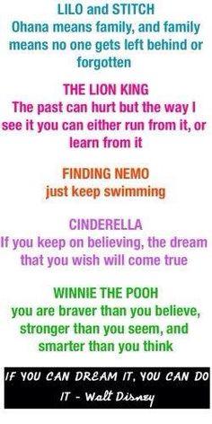 Isso só podia ser Disney