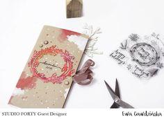 amazing december traveler's notebook made by Ewa @egawdziska