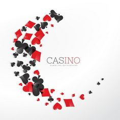 Wave made of casino elements background Free Vector Casino Theme Parties, Casino Party, Casino Games, Party Themes, Party Ideas, Slot Machine, Fantasy Character, Casino Night Food, Casino Poker