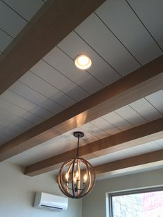 Ceiling for office w/o beams