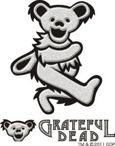 22 Best Grateful Dead Stencils Images In 2016 Grateful Dead Poster