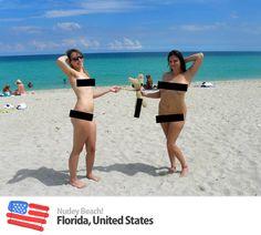 Nudey Beach, Florida, United States