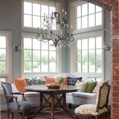 Dining against wall on pinterest dining bench dining - Dining table against the wall ...