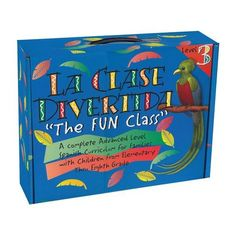 La Clase Divertida (The Fun Class!) Level 3 Kit with DVD