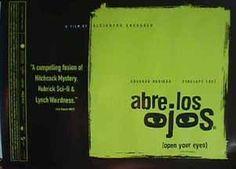 Abre Los Ojos by Alejandro Amenábar ...