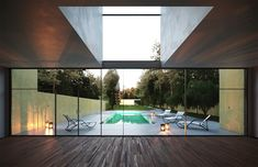 View the full picture gallery of Duas Moradias Na Madalena - Projecto Arquitectura Exterior, Less Is More, Architecture, Contemporary Design, Minimalism, Frame, Outdoor Decor, Pictures, Home Decor