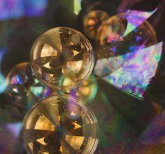 Glycerin Balls (Soap Bubbles inside a Soap Bubble) by richard.heeks